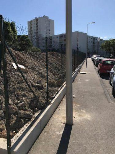 Micocouliers : clôture du chantier